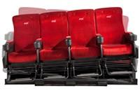 Кинотеатр Аврора - иконка «4DX» в Северской
