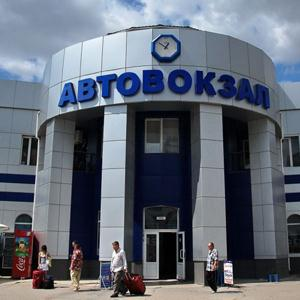 Автовокзалы Северской
