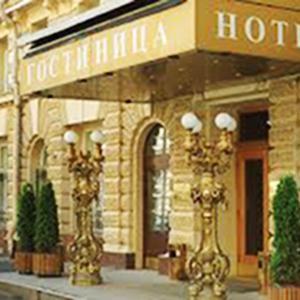 Гостиницы Северской