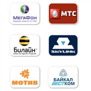 Операторы сотовой связи Северской