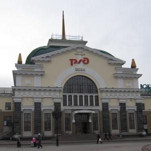 Железнодорожные вокзалы Северской